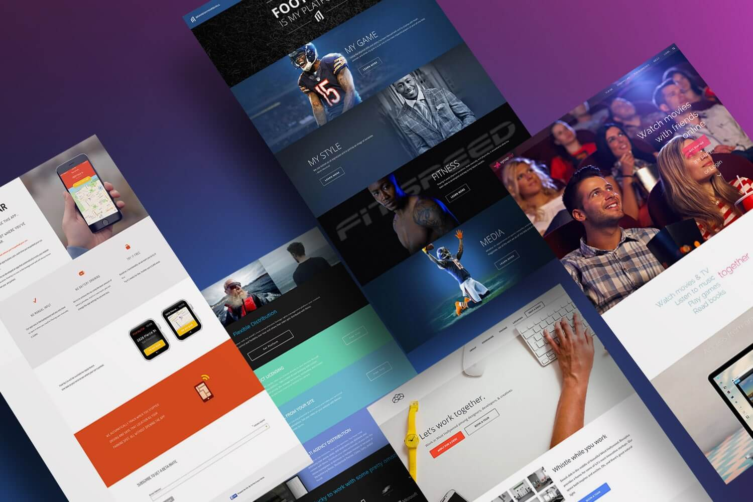 feature- artbees themes