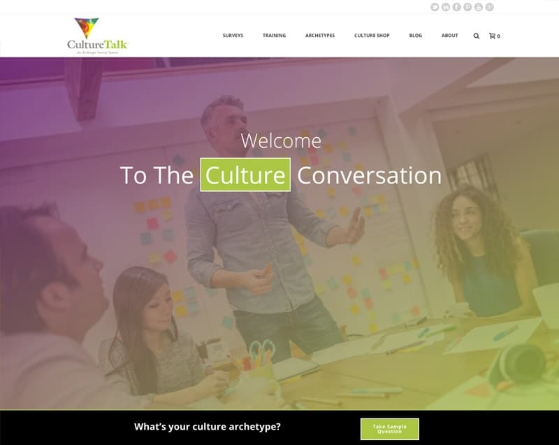 culturetalk- wordpress themes