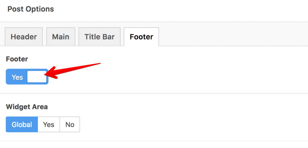 widget to display on all pages in wordpress hover