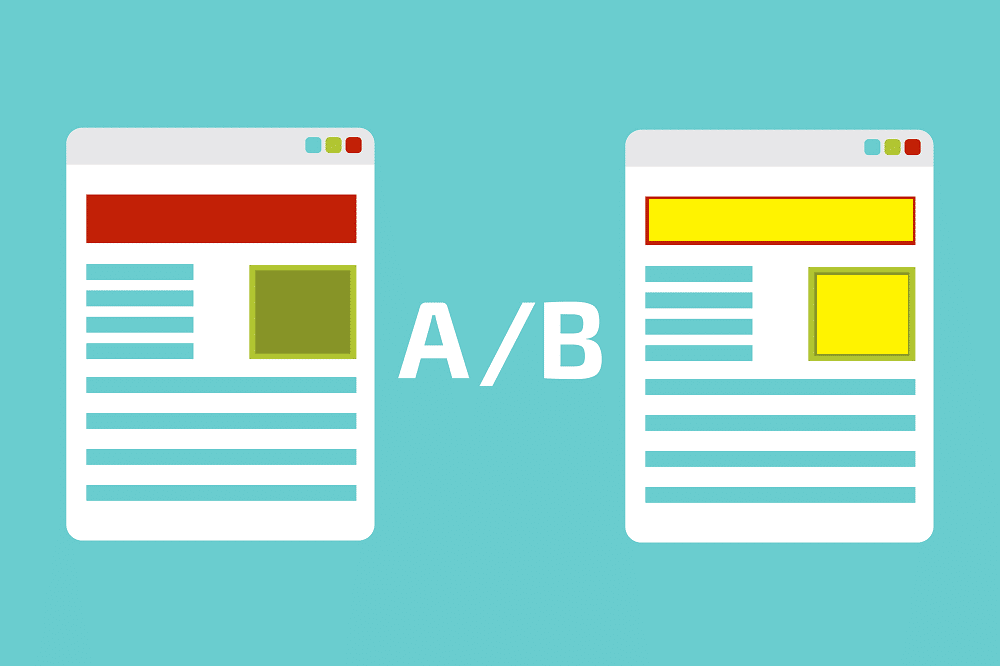 A/B Testing Perfect Look
