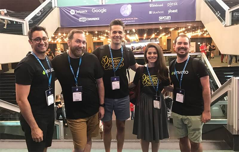 wordcamp europe 2019 - Last year WordCamp Europe 2