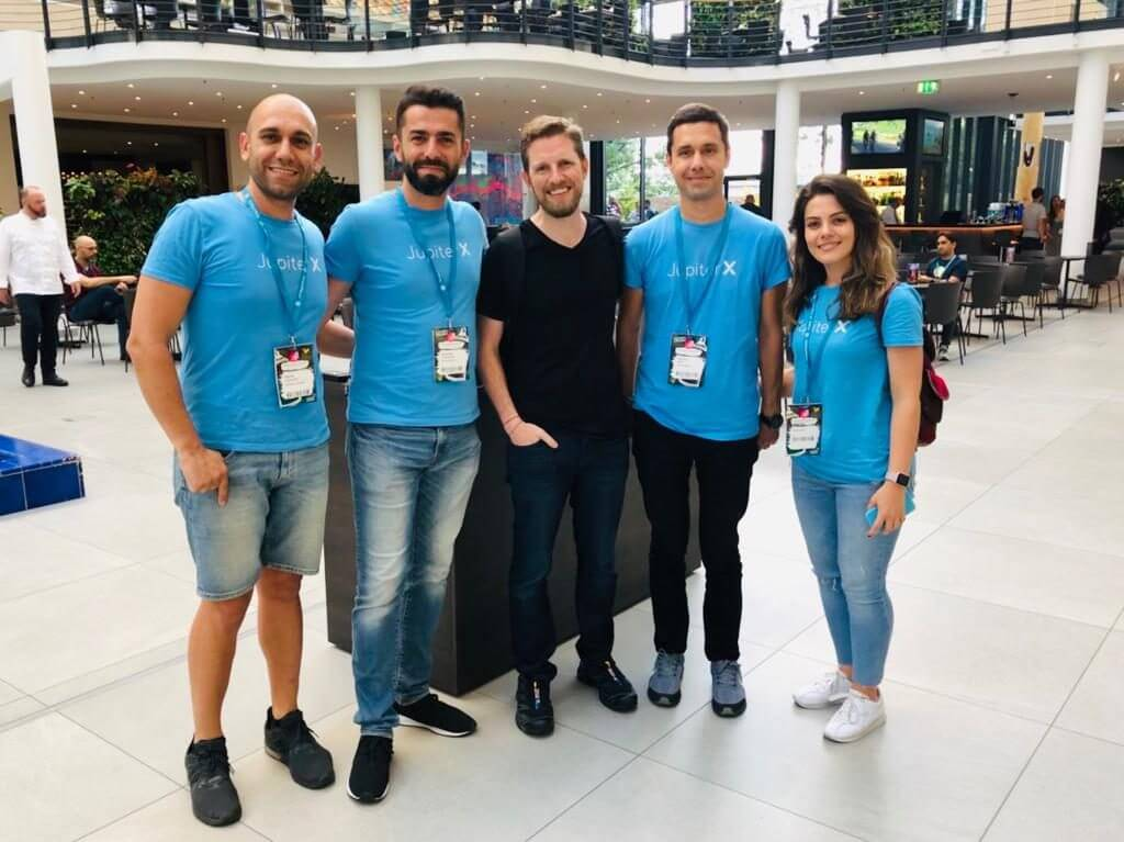 WordCamp Europe 2019 Contributor Day Matt