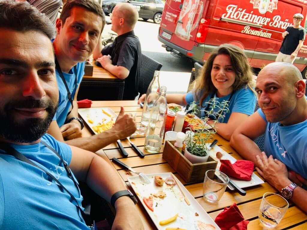 WordCamp Europe 2019 - Envato Afterparty