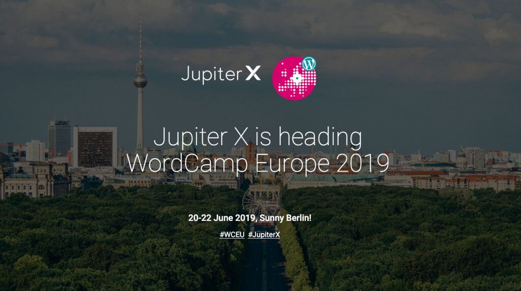 WordCamp Europe 2019 Featured Image