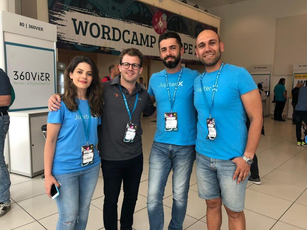 WordCamp Europe 2019 - Gregory from Hubspot