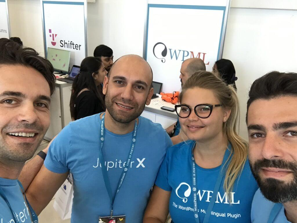 WordCamp Europe 2019 - Marine from WPML