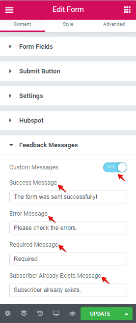 Create Custom Forms Screenshot 22
