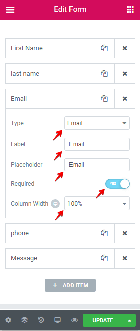 Create Custom Forms Screenshot 27