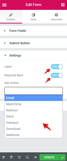 Create Custom Forms Screenshot 5