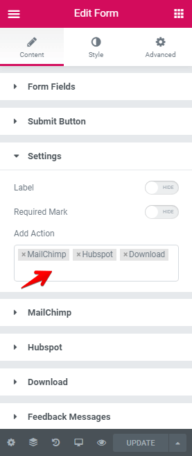 Create Custom Forms Screenshot 49