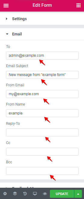 Create Custom Forms Screenshot 7