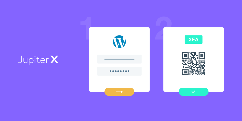 Two-Factor Authentication in WordPress Featured