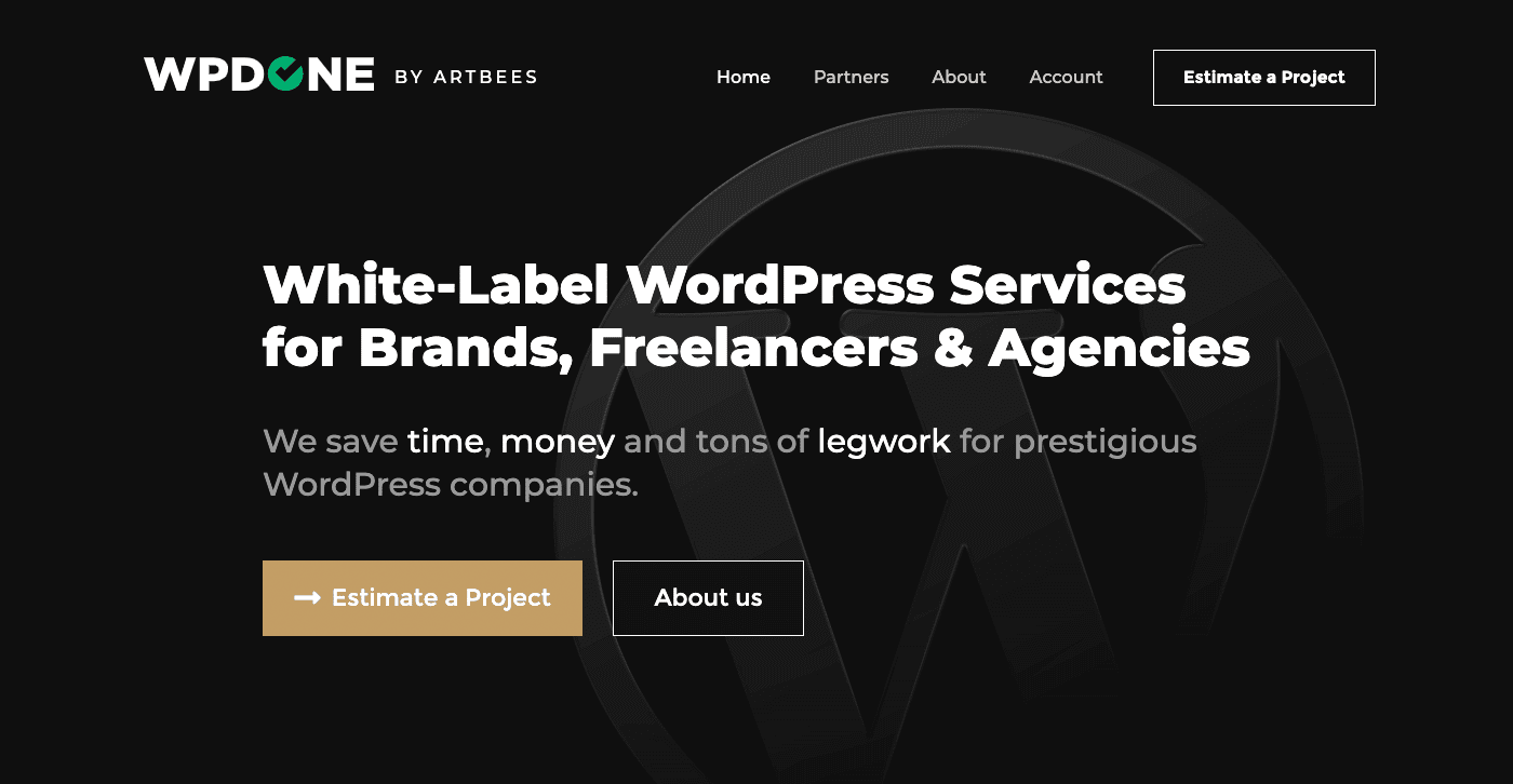outsourcing WordPress development