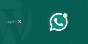 use WhatsApp with WordPress featured