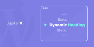 dynamic headings in Elementor featured