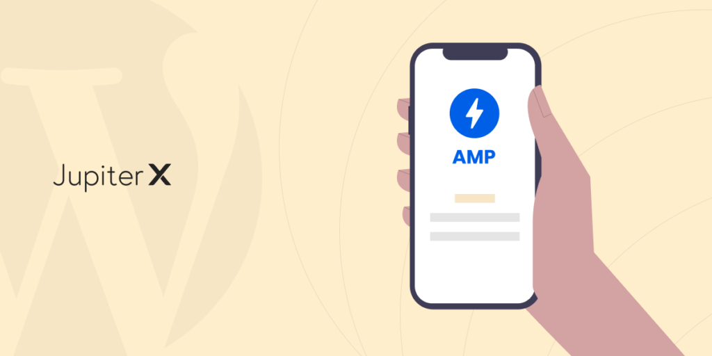 AMP ready WordPress website featured