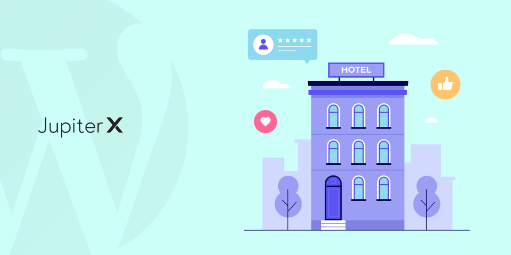 building a dynamic hotel website featured