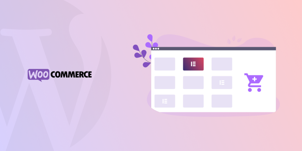 WooCommerce store with Elementor featured